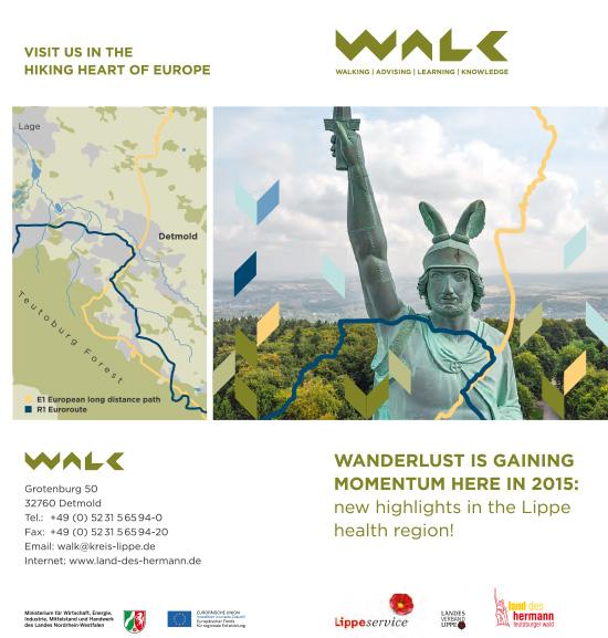 Teaserbild Flyer Walk englisch
