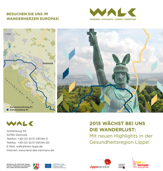 Teaserbild Flyer Walk deutsch