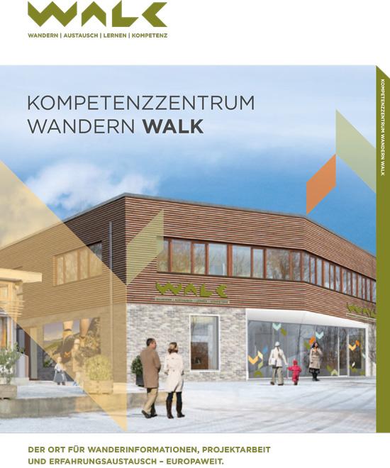 Teaserbild Imagebroschüre Zentrum WALK