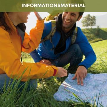 Symbolbild Informationsmaterial