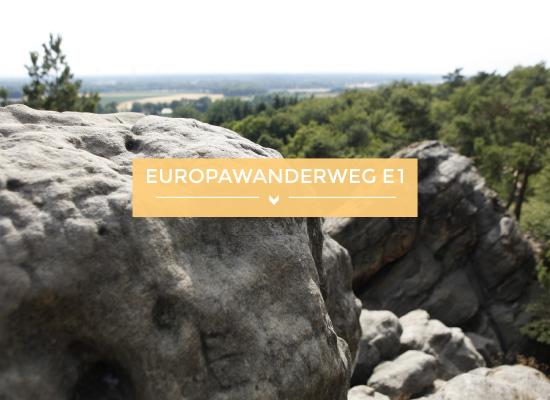 Teaserbild Europawanderweg E1