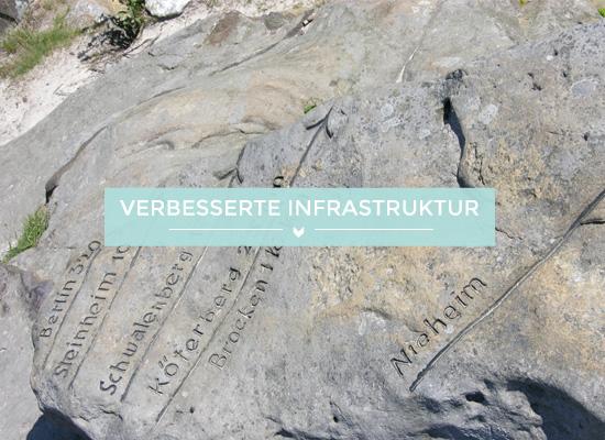 Teaserbild verbesserte Infrastruktur