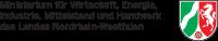 Logo Ministerium für Wirtschaft, Energie, Mittelstand und Handwerk des Landes Nordrhein-Westfalen