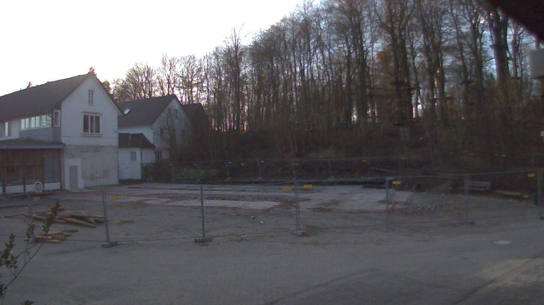Bild der Baustellenkamera vom 28.02.2015 um 16:45 Uhr