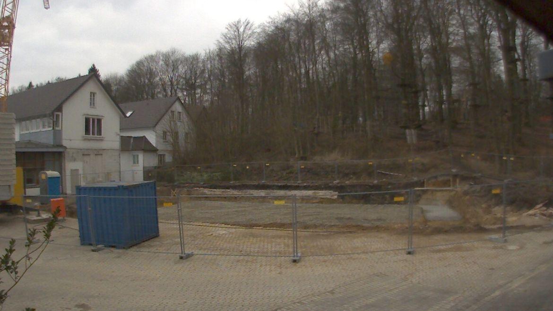 Bild der Baustellenkamera vom 06.03.2015 um 16:35 Uhr