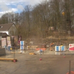 Bild der Baustellenkamera vom 31.03.2015 um 12:05 Uhr