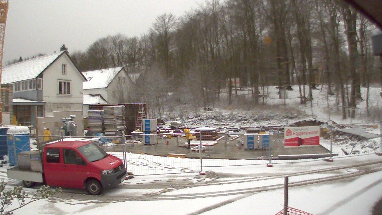 Bild der Baustellenkamera vom 01.04.2015 um 07:25 Uhr