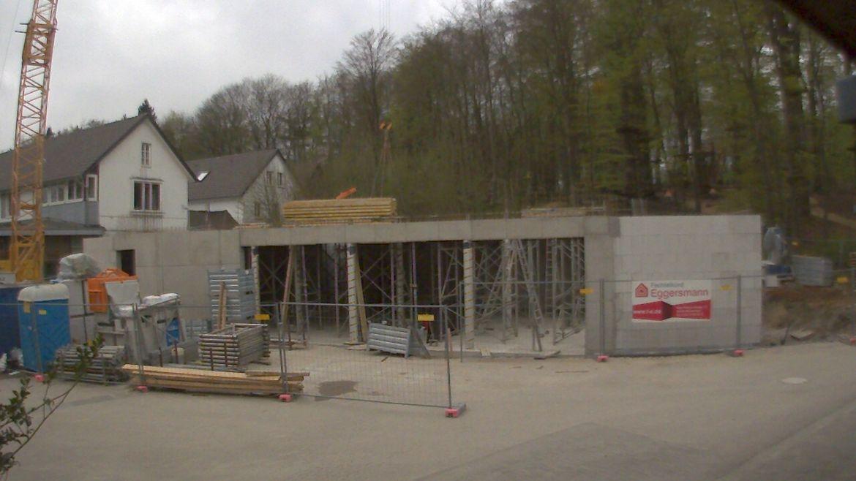 Bild der Baustellenkamera vom 22.04.2015 um 09:35 Uhr