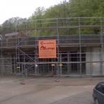 Bild der Baustellenkamera vom 30.04.2015 um 18:45 Uhr