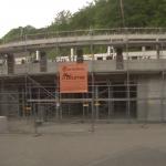 Bild der Baustellenkamera vom 19.05.2015 um 09:15 Uhr
