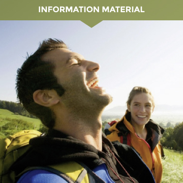 symbolic image information material
