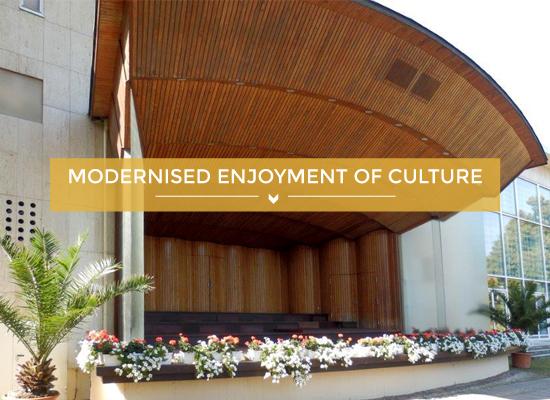teaser image Modernised enjoyment of culture