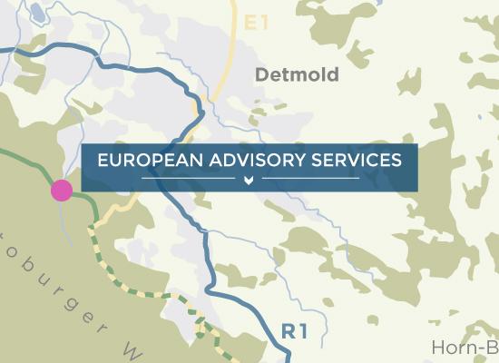 teaser image European advisory services