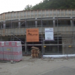 Bild der Baustellenkamera vom 07.07.2015 um 20:25 Uhr