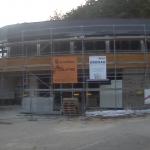 Bild der Baustellenkamera vom 31.07.2015 um 20:05 Uhr